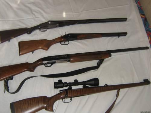 იარაღები - სანადირო იარაღები - აღჭურვილობა - ფოტოალბომი ...
